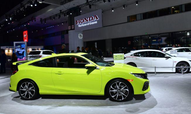 本田長青車款雅閣(Accord)和思域(Civic)預計今年至少仍會在美國賣出70萬輛。(Getty Images)