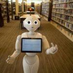 機器人Pepper 入駐波士頓公校