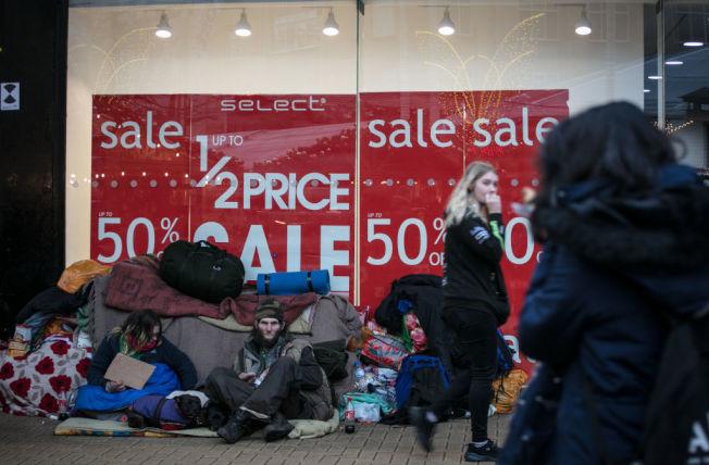 瘋狂投入聖誕採購,可能導致荷包失血。(Getty Images)