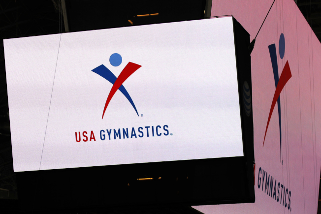因為面臨眾多性侵索賠案件,美國體操協會向法院申請破產法保護。(美聯社)