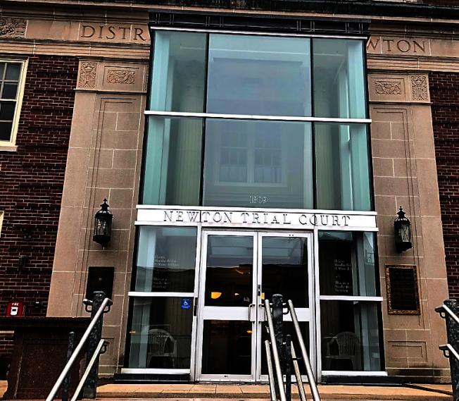 麻州牛頓地方法院法官Shelley M. Joseph因涉嫌協助受審者逃離移民局官員的逮捕,被聯邦大陪審團調查。(取自谷歌地圖)