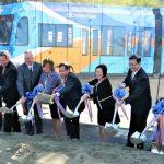 橙縣有軌電車動工 2021年底試運營