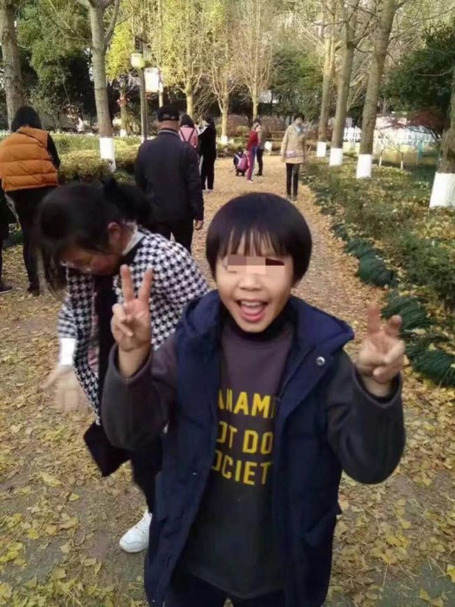 樂清全城都在尋找11歲的小豪。(取材自錢江晚報)