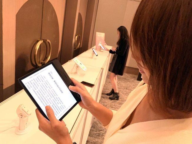 樂天Kobo閱讀器 下季推中文介面
