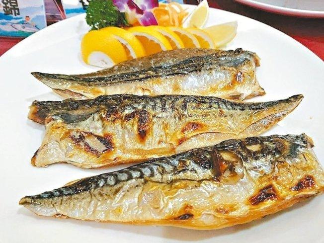 反映日本一整年來話題與社會現象的「今年的一道菜」今天公布,鯖魚獲選。 圖╱聯合報系資料照