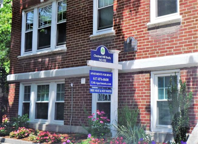 麻州劍橋市上月一臥室租屋中位數2510元,是麻州租金最貴的城市。(記者唐嘉麗/攝影)