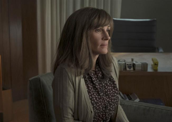 金球電視類入圍名單裡充滿了電影演員,其中茱莉亞羅勃茲入圍劇情類劇集最佳女主角 (Amazon圖片)