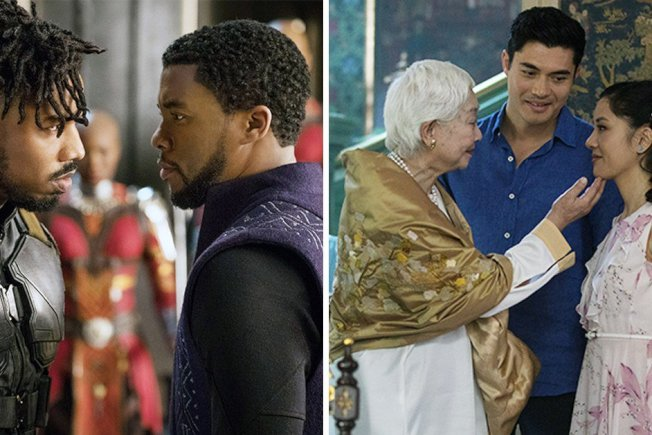 亞裔、非裔陣容電影在金球也沒有被忽視。 (迪士尼、華納公司圖片)
