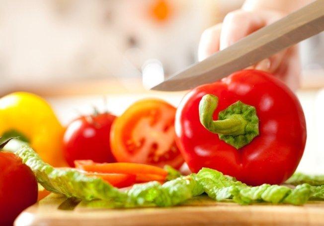 蔬菜先切後洗 圖/ingimage
