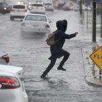 周末暴雷雨 從加州襲向美南