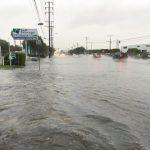 橙縣發布暴雨警報 山火地區小心土石流