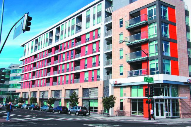 舊金山的千禧一代,買房頭款要存20年。(本報檔案照片)