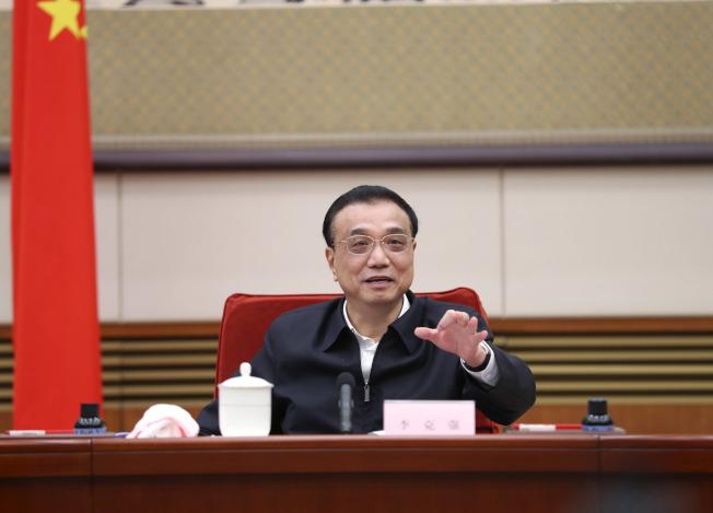 國務院總理李克強6日主持召開國家科技領導小組第一次全體會議。 (中新社)