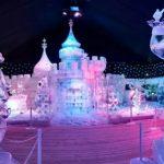 青旅假期哈爾濱冰雕團正式出發