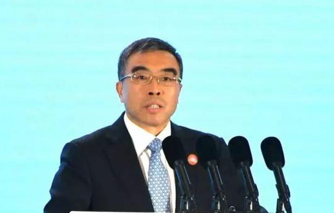 傳華為決定由董事長梁華暫時代行集團CFO的職責。(取材自澎湃新聞╱視覺中國圖)