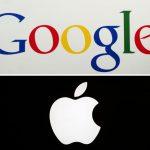 蘋果、Google股價疲軟 今年漲幅盡數回吐