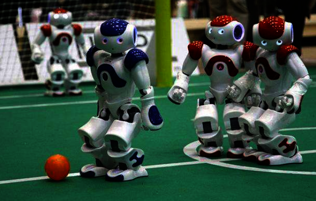 中國國產機器人  銷量輸美日  關鍵在闗節!