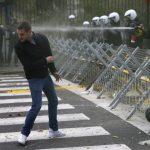 比利時也爆黃背心  警祭瓦斯與水柱  逮捕400人