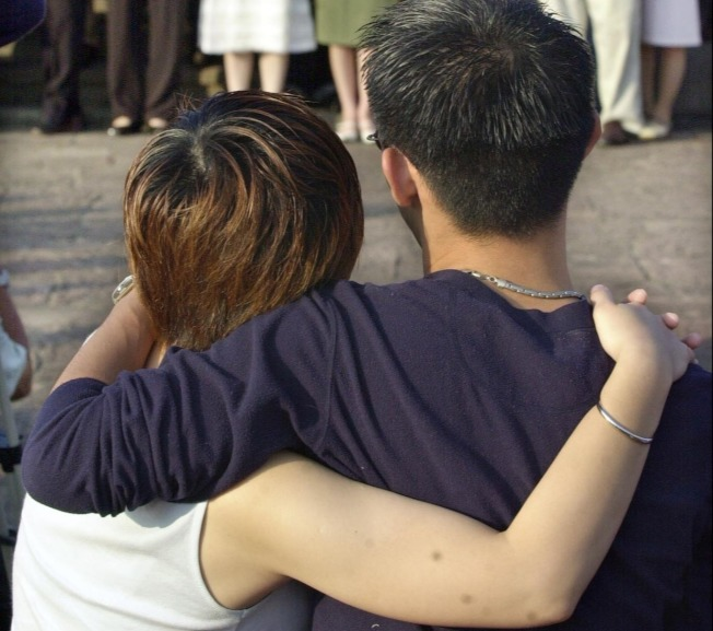 日本媽媽活盛行,年長的女性提供年輕男性經濟上的資助。(本報資料照片)