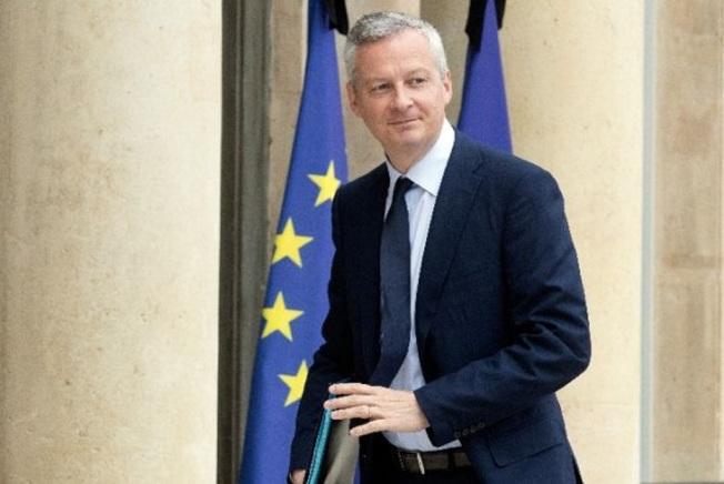 法國財政部長勒梅爾表示,歡迎華為到法國投資。新華社