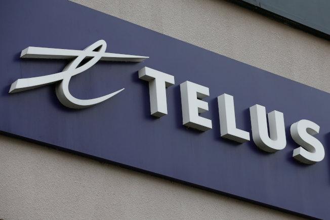 環球郵報引述消息人士指出,Telus移除華為設備將耗費5億至10億美元成本。路透