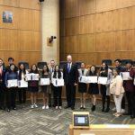 聖地牙哥亞太裔市長獎 7華生獲殊榮