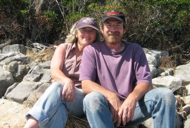 晉克夫婦在厄瓜多住了一年半後,仍決定返回加拿大。(晉克提供)