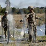 阻止大篷車隊移民美軍 首批2200人撤離返鄉