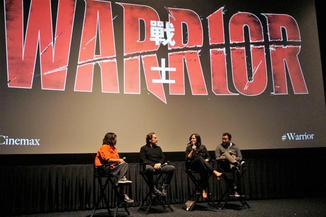 功夫巨星李小龍生前親筆撰寫、講述最早期中國移民到美國生活的故事「戰士」已被改編為劇集,將在明年HBO旗下的Cinemax有線頻道播出。(記者馬雲/攝影)