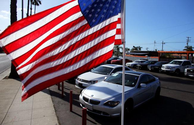 據說中方同意降低美國汽車進口關稅。(路透)