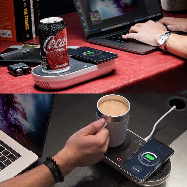 互動「桌面擺件」 增加生活樂趣