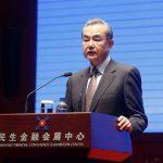 暗挺孟晚舟 王毅:絕不會坐視霸凌中國公民權益