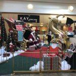 與耶誕老人同框 賣場頻出招