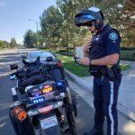 貫徹節日行車安全 爾灣警局加強執法