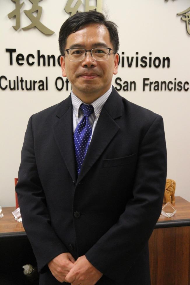 駐舊金山科技組組長葉至誠。(本報檔案照片,記者李榮攝影)