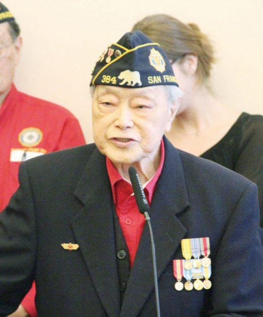 二戰老兵曹棣華11月辭世