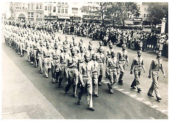 促頒華裔二戰老兵金質獎章華埠社團參與
