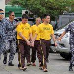 4港人持毒罪名成立 菲法院判無期徒刑