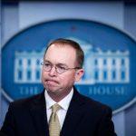 白宮預算局長穆瓦尼 被任命代理幕僚長