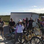 邁阿密青商會單車健行 遊大沼澤地國家公園
