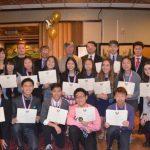密州24位台裔生 獲總統志工獎