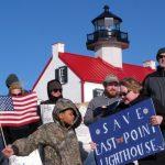 海平面飛升 新澤西州東角燈塔岌岌可危