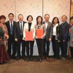 欣欣教育基金會、吉林舒蘭市府簽教育合作協議