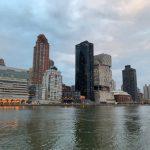 高樓阻擋 曼哈頓建築每日僅1.6小時見光