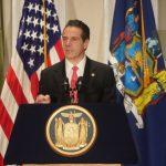 紐約州長葛謨:將徵堵車費挹注地鐵修繕