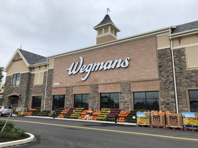Wegmans是東北部地區的連鎖店,在「市場力」的調查中連續三年被評為美國人最喜愛的超市。(取自推特)