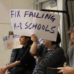 第2學區77家長 聯名促廢SHSAT 挺白思豪改革特殊高中錄取案