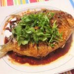 料理功夫|柱候蔥蒜魚