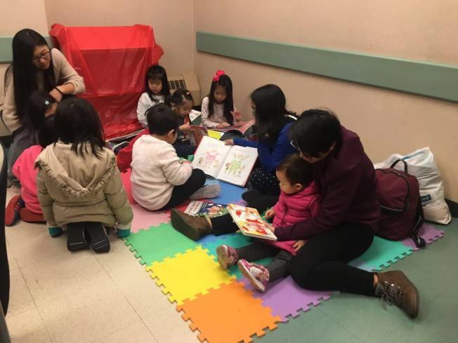 李健雲表示,親子時間對孩子的成長非常重要,鼓勵家長在耶誕節多陪伴孩子。(記者張筠/攝影)