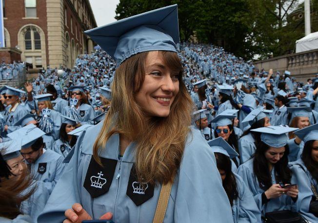 越來越多企業願意贊助員工上大學。(Getty Images)